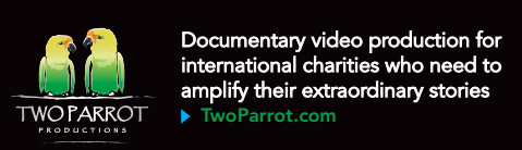 two parrot logo